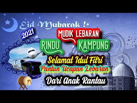 Ucapan Idul Fitri 2021, Mudik Lebaran, Rindu Pulang Kampung