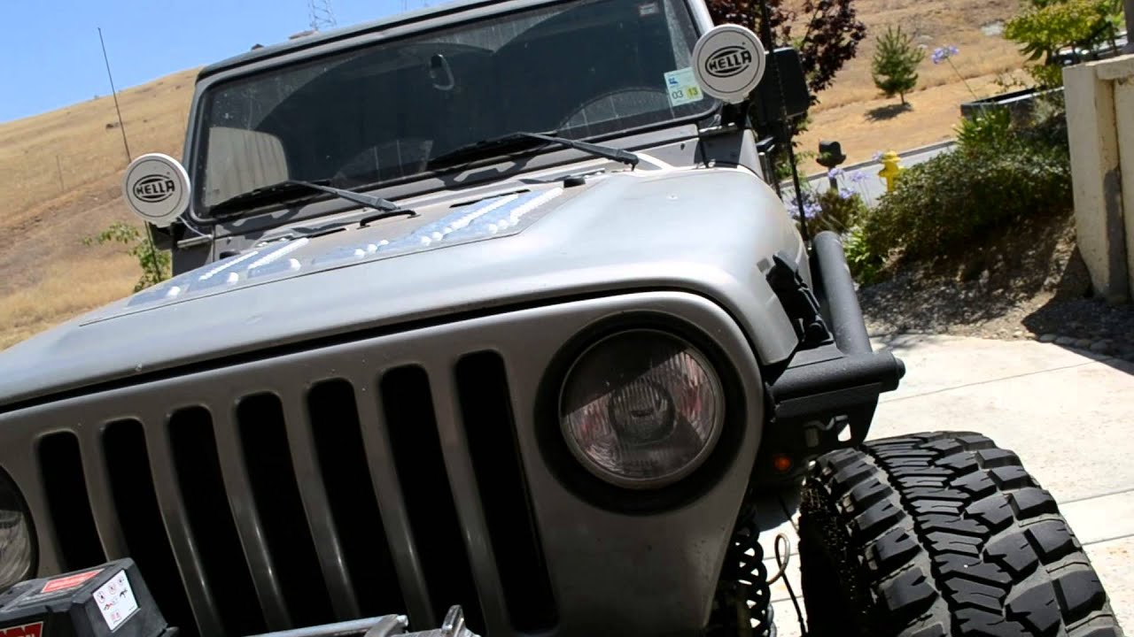 My 2000 Jeep Wrangler Tj Follow Up Video Youtube