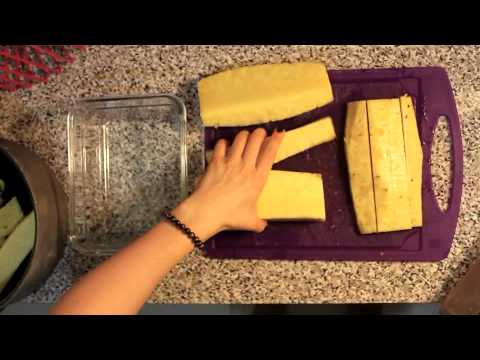 How to cut a pineapple & make fresh juice