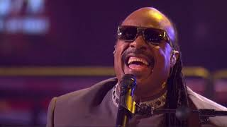 Stevie Wonder - Superstition (Ali 70th B-Day Celebration)