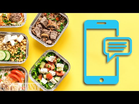This Text-Based Service May Help End Hunger | Fast Company