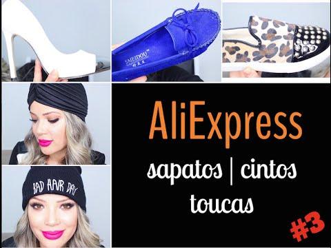 ba2a421cf4f Compras AliExpress  3 - sapatos