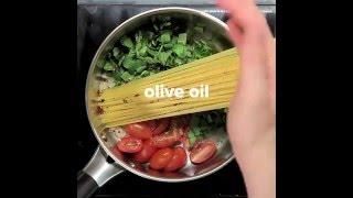 Теперь буду готовить макароны только так!