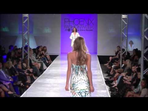 Isy B Phoenix Fashion Week 2016