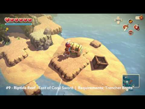 Oceanhorn: All Heart Pieces