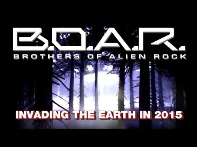 BROTHERS OF ALIEN ROCK trailer (leaked FBI footage) 2015