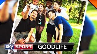 Hummels, Alaba & Kimmich bei Fack Ju Göhte | Goodlife #34 - Bundesliga-Stars and Lifestyle