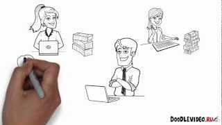 Создание рисованного видео. Заказ Азамата Ушанова(, 2013-04-16T20:59:20.000Z)