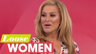 Anastacia On Having To Lie About Her Age | Loose Women