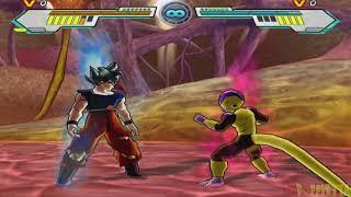 [TAS] DBS - Ultra Instinct Goku vs Golden Frieza