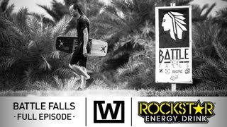 The Wakeskate Tour - Battle Falls
