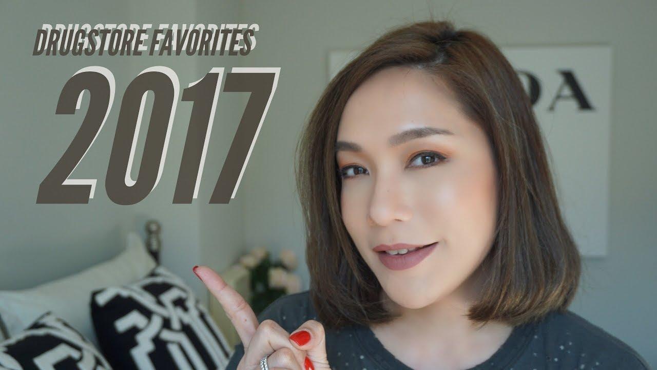 DAILYCHERIE : Drugstore Favorites 2017