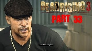 Dead Rising 3 Walkthrough Part 33 Red Boss Fight With Commentary 1080P