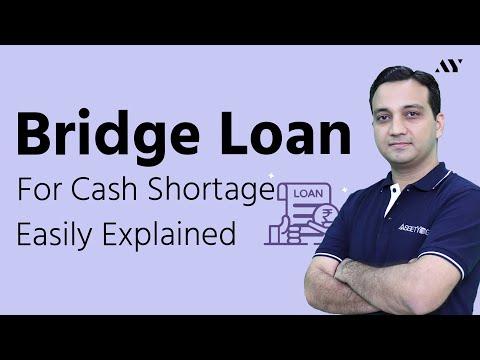 Bridge Loan - Explained