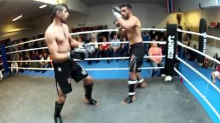 Joseph Haddad (CSA.dk) vs. Kareem Al-Bakaa (Rumble Sports)