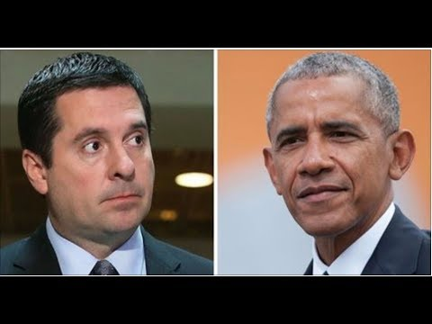 BOOMERANG INTEL COMMITTEE NOW GOING AFTER OBAMA ADMINISTRATION ON FUSION GPS!