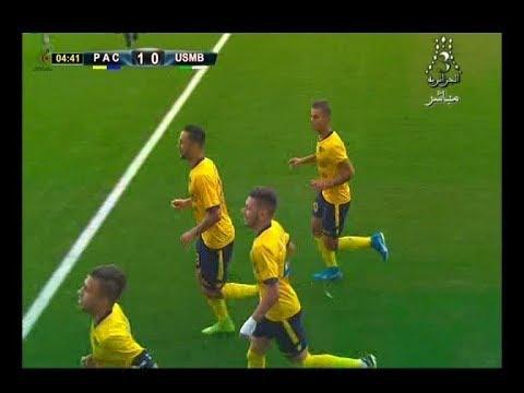 ملخص نادي بارادو 1 إتحاد البليدة 0 ** PAC 1-0 USMB