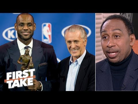 Pat Riley to the Lakers Rumors are Picking Up Steam - PTI