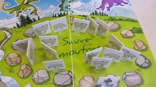 Sauve moutons, jeu sur les multiplications