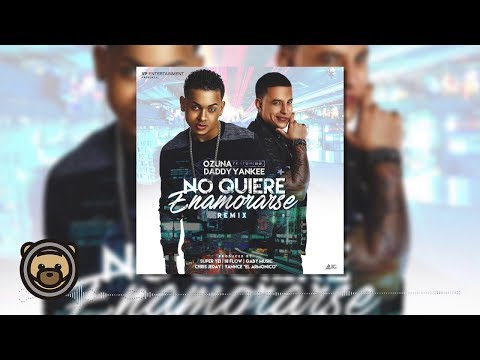Thumbnail: Ozuna FT Daddy Yankee - No Quiere Enamorarse Remix ( Audio )