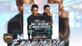 Download Ozuna Feat. Daddy Yankee - No Quiere Enamorarse (Remix) (Audio Oficial) Mp3 and Videos