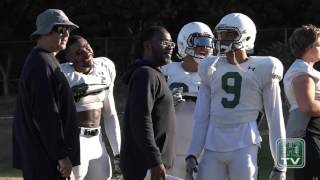 """""""Wired"""" with Wide Receivers Coach Kefense Hynson"""