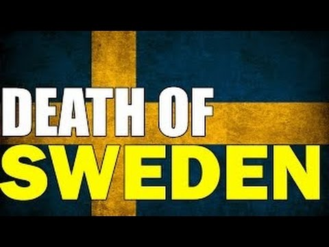 The Death of Sweden Working In A Refugee Home