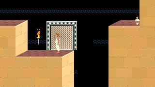 Prince of Persia 1 - Mirrored Levels (Jordan Mechner,) - Level 11