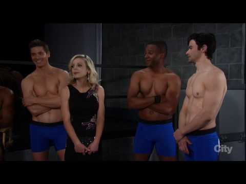 Matt Cohen underwear 1  General Hospital TV Series