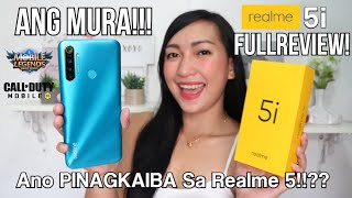REALME 5i - FULLREVIEW (COD,ML,BATTERY,CAMERA &HEATING)