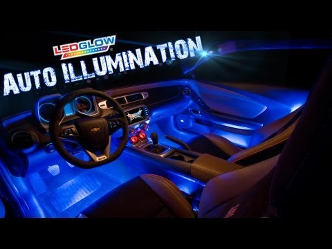 LEDGlow's Auto Illumination