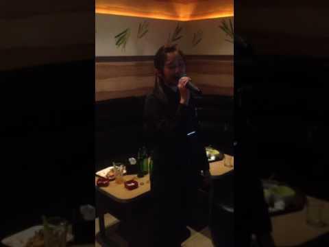 Shirley Wong-Amoi Cina nyanyi lagu melayu..