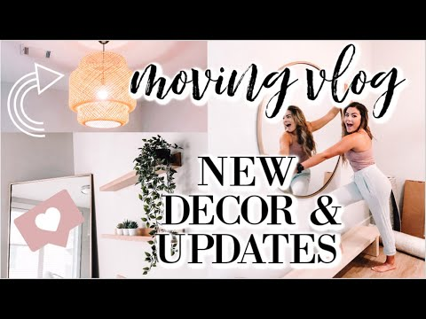 WEEKEND IN MY LIFE | new apartment decor! Ikea failed me again & I bought a KIDS SIZED bench.. ):