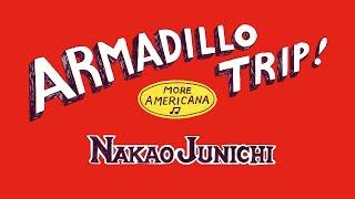 2015年10月28日発売 中尾淳乙『Armadillo Trip』 2160円 (tax in)/CRCD5...