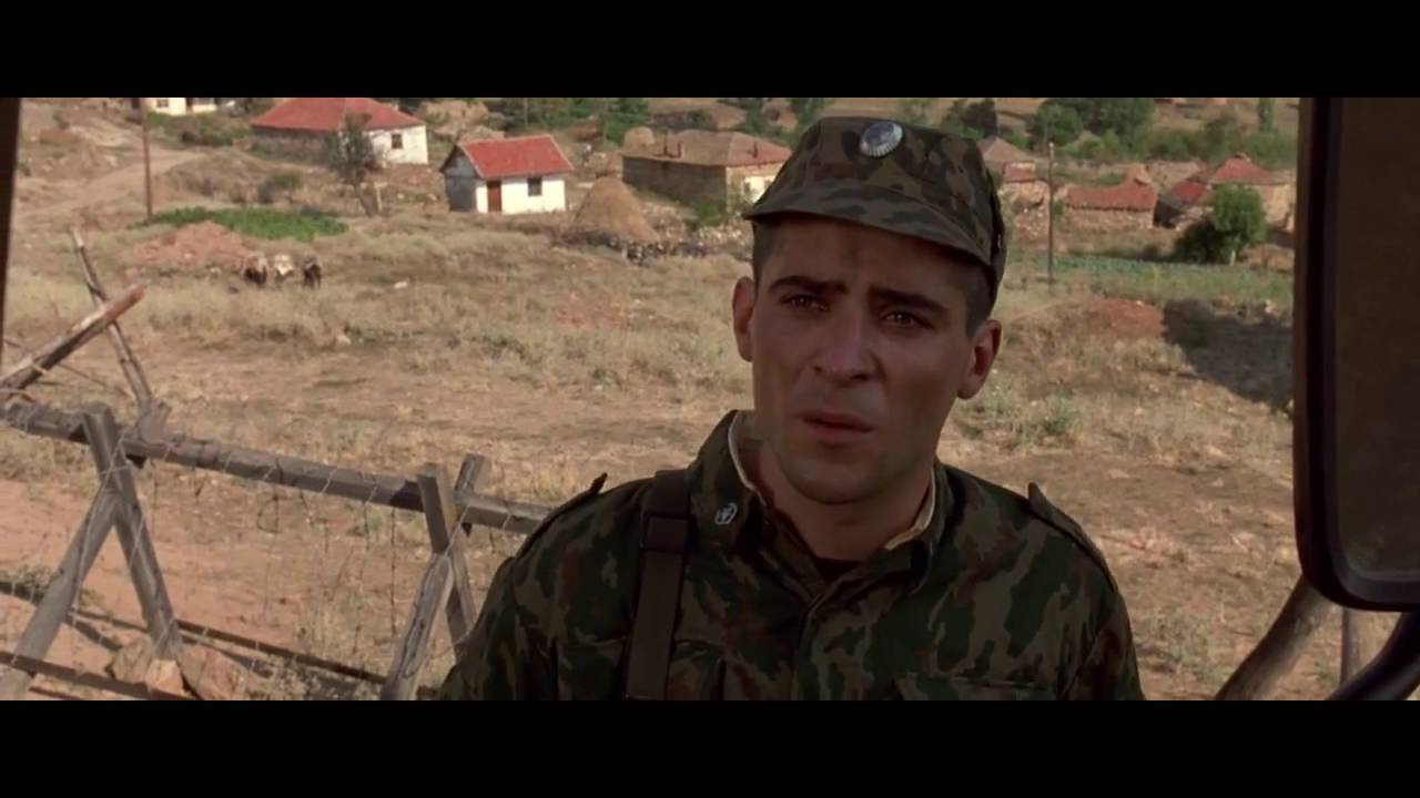Download The Peacemaker 1997 - Russian Checkpoint HD
