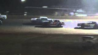 Boothill speedway king of the hill factory stock A feature part 3