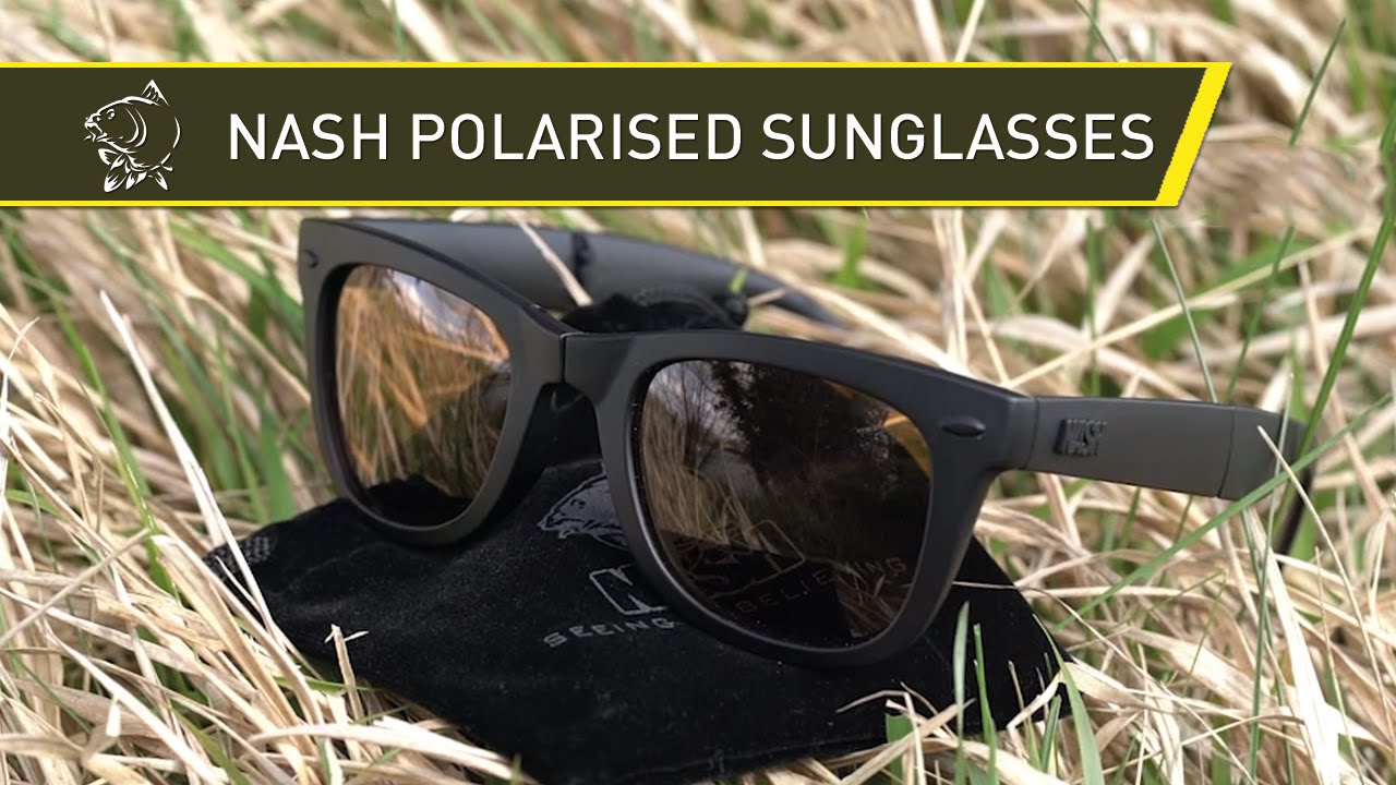 a5235ce2f3d Nash Polarised Sunglasses - Seeing is Believing - YouTube