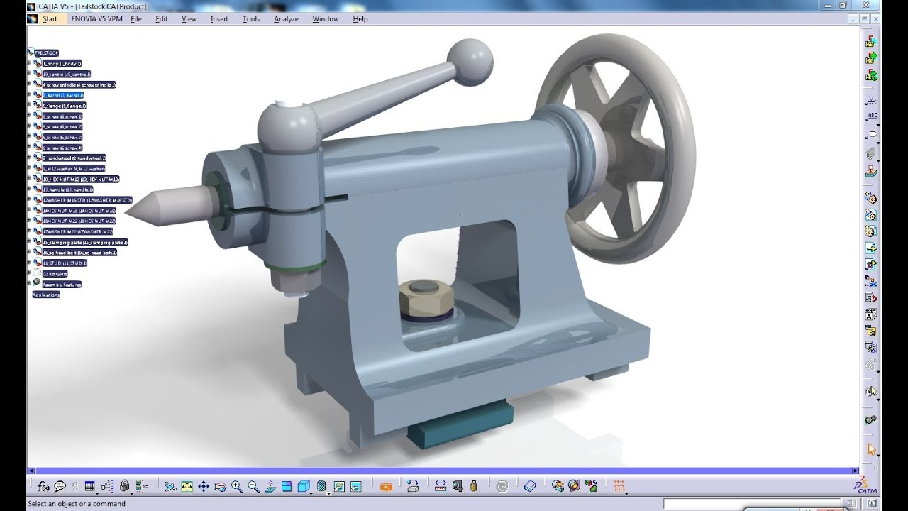 lathe machine drawing pdf - photo #32