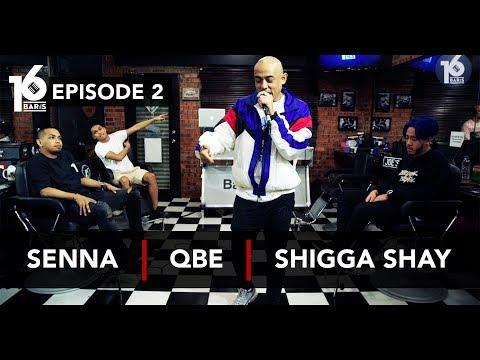 16 BARIS   EP02   Senna, QBE & ShiGGa Shay