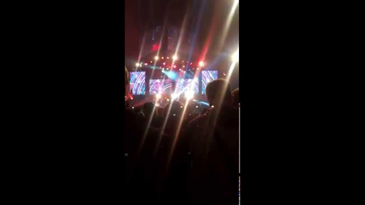 Chris Tomlin 3 19 15 God S Great Dance Floor Youtube