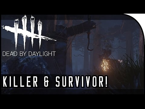 "Dead by Daylight Gameplay - ""Survivor & Killer Gameplay!"" (PAX East 2016 Gameplay)"