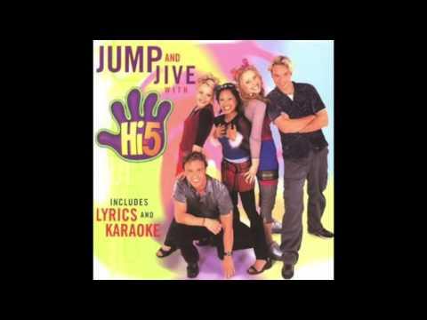 Hi-5: 1 | 5 Grow (Karaoke | Instrumental)