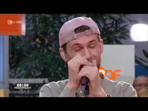 Walking On Cars - Speeding Cars / Coldest Water (ZDF-Morgenmagazin. mo:ma Café - 2019-04-10)