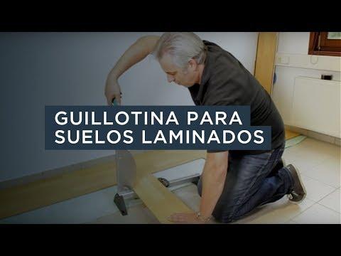 Guillotina Lc 250 Para Suelos Laminados Wolfcraft By El