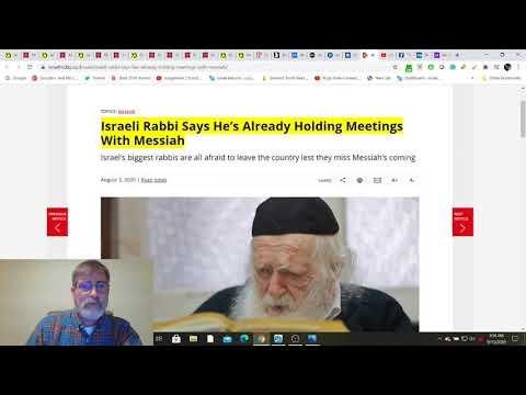 Is Israel Preparing For War Or Messiah?