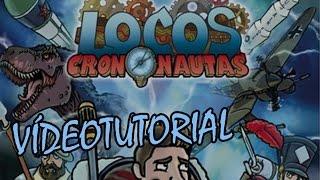 Locos Crononautas - Juego de Mesa - Reseña/aprende a jugar