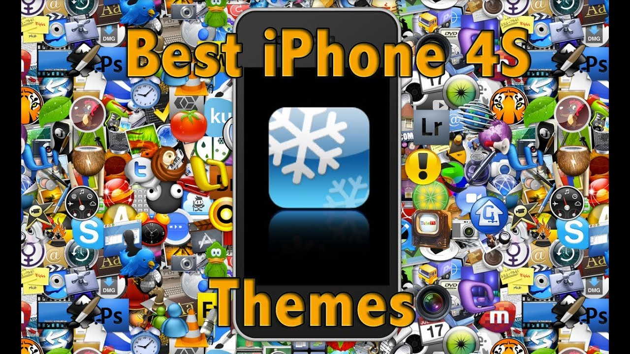 Best Themes Live Wallpapers For Iphone 5s 5c 4s 4 Ios 7: Best IPhone 4S Themes