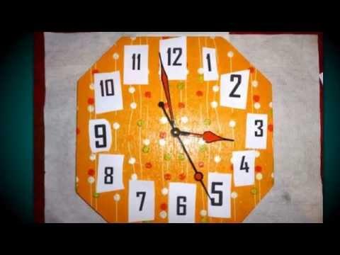 Часы из фанеры своими руками фото чертежи