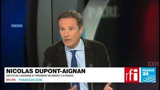 France - N. Dupont-Aignan : « La cause de l'insécurité actuelle, c'est le sentiment d'impunité »