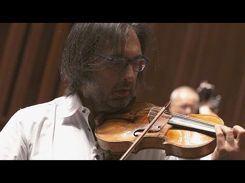 Leonidas Kavakos talks about his swooning for Stradivarius